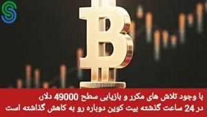 گزارش بازار های ارز دیجیتال- چهارشنبه 10 شهریور 1400