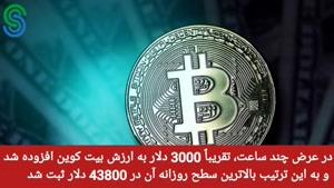 گزارش بازار های ارز دیجیتال- پنجشنبه 8 مهر 1400