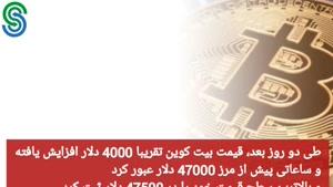 گزارش بازار های ارز دیجیتال--چهارشنبه 24 شهریور 1400
