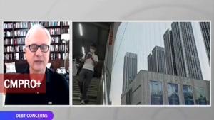 بحران بدهی شرکت اورگراند چین