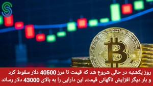 گزارش بازار های ارز دیجیتال- سه شنبه 6 مهر 1400