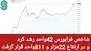 گزارش بازار بورس ایران- شنبه 20 شهریور 1400