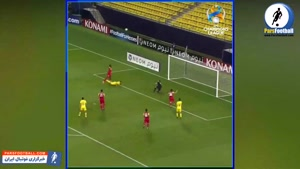 سنگ تمام AFC برای عقاب استقلالی