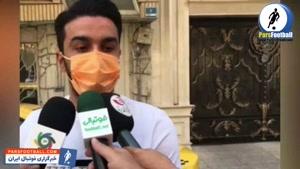 سیامک نعمتی : الهلال باید از نام پرسپولیس بترسد