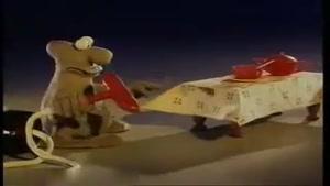 کارتون سریالی زنو آدم خمیری (قسمت : ۳)